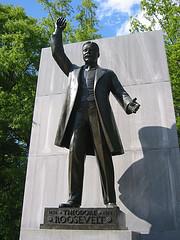 Theodore Roosevelt's Stature