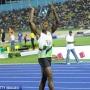 usain bolt dumbs girlfriend for olympics