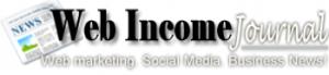 Web Income Journal head logo