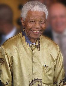 Nelson Mandela dies at 95!