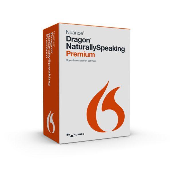 Dragon NaturallySpeaking Premium 13.0