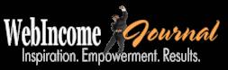 Web Income Journal header logo